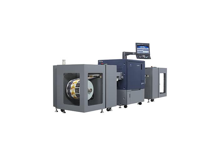 ラベル印刷機